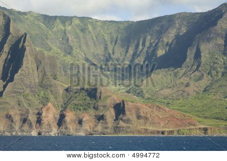 Na Pali Caost Valley