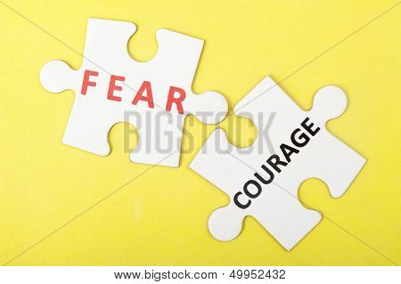 Fear Versus Courage