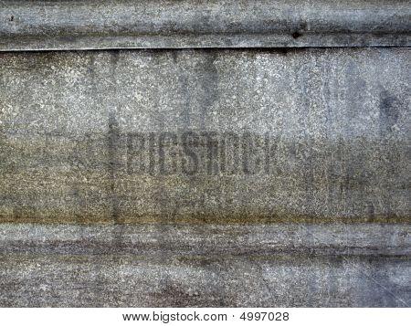 Old Metal Sheet Background