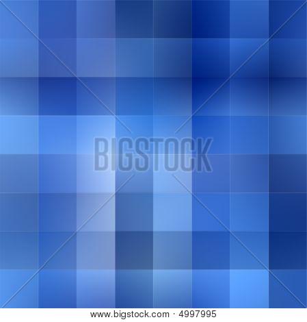 Soft Blue Rags Pattern