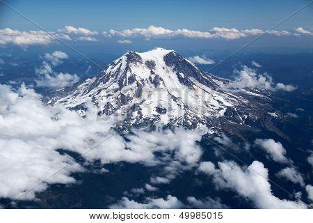 Mt. Rainier...
