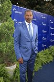 LOS ANGELES - AUG 18:  Dennis Haysbert at the Oceana's 6th Annual SeaChange Summer Party at the Beve
