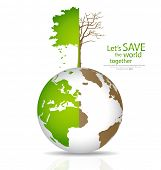 picture of photosynthesis  - Save the world - JPG