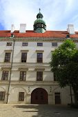 picture of sissy  - Hofburg Palace is a palace located in Vienna Austria - JPG