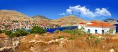 pictorial Greece series - Halki island, Dodecanese