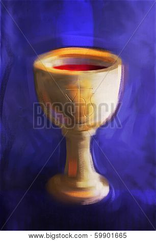 Communion Cup or Chalice