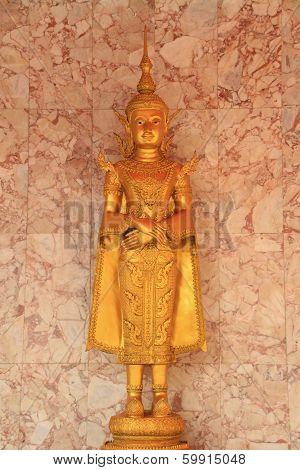 dewa statue