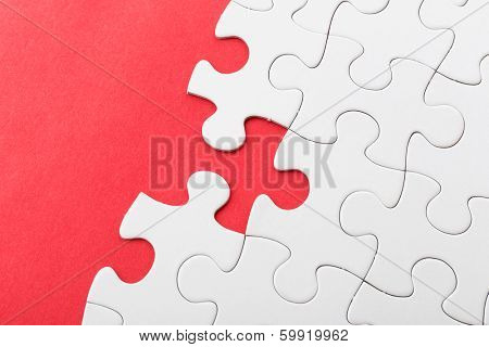 Incomplete puzzle