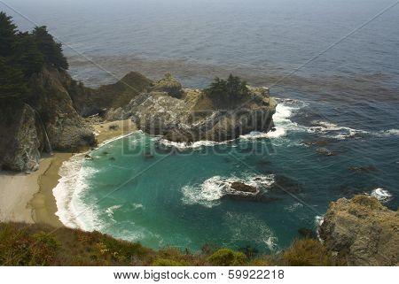 Big Sur Lagoon