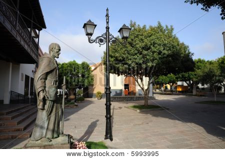 Monument Of Santo Hermano Pedro, Tenerife Spain