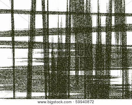 Woven Pattern Background - Stock Image