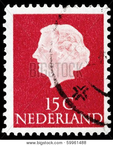 Post Stamp From Holland