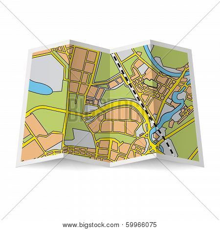Map booklet
