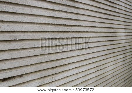 Raw Concrete Wall