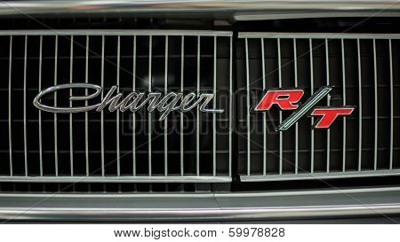 Dodge Charger R/T Logo