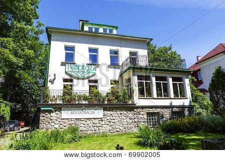 Tuberoza, Holiday House In Zakopane