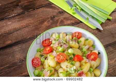 Gnocchi Pasta With Black Forest Ham
