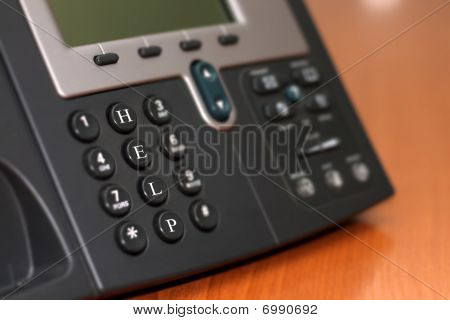 Support Line Telephone