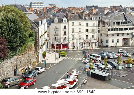 Square Place Du President Kennedy In Angers