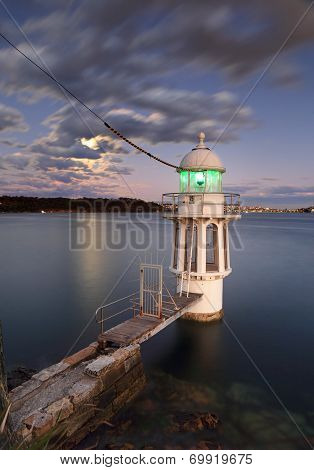 Cremorne Point Lighthouse Sydney Harbour
