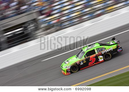 NASCAR: 11 de fevereiro Gatorade Duel 1