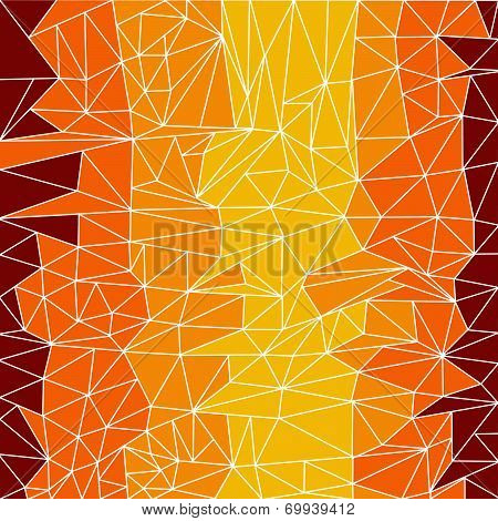 Autumn  Coloured Abstract Background