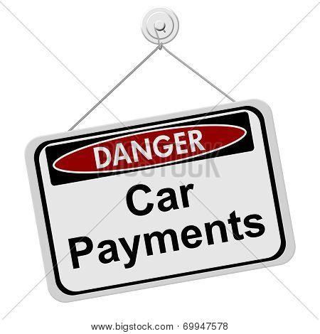 Dangers Of Having Car Payment
