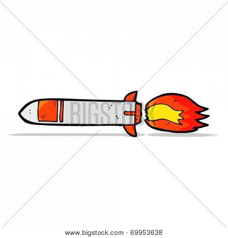 cartoon missile