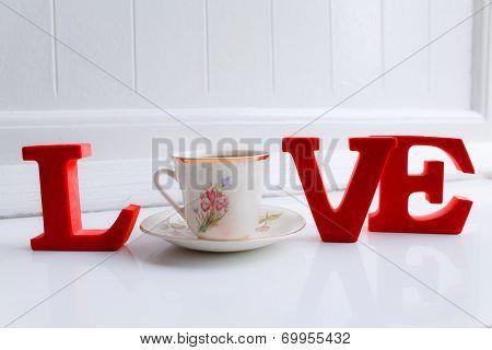 Live, Love, Tea