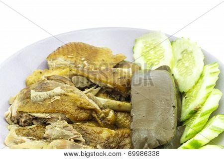 Duck Stewed