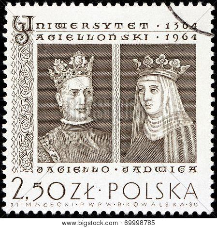 Jagiello And Jadwiga
