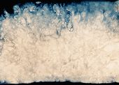 picture of strip  - Abstract grained film strip texture - JPG
