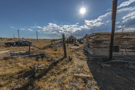 foto of cisco  - Abandoned real estate in Ghost Town of Cisco Utah