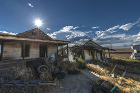 image of cisco  - Abandoned real estate in Ghost Town of Cisco Utah - JPG