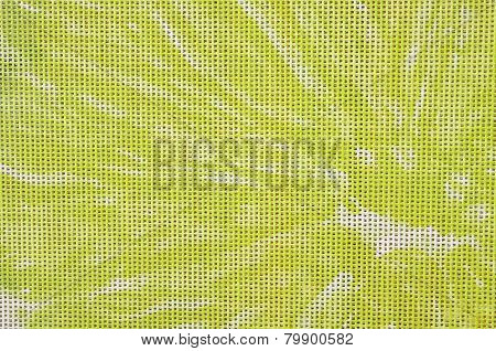 Light Green Synthetic Fabric  Background