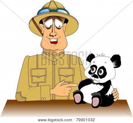 Hunter And Panda