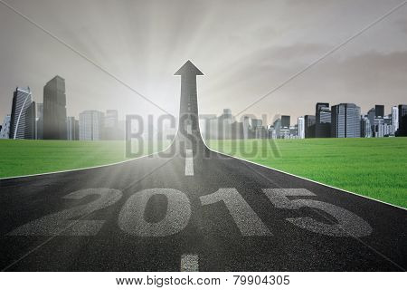 Highway Toward Bright Future At 2015