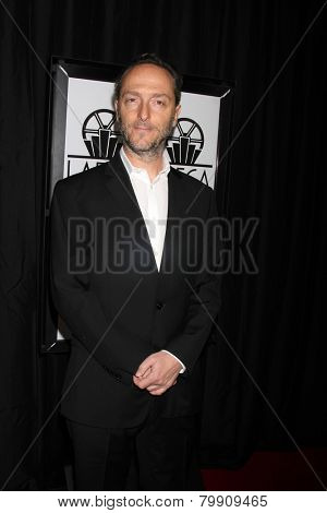 LOS ANGELES - JAN 10:  Emmanuel Lubezki at the 40th Annual Los Angeles Film Critics Association Awards at a Intercontinental Century City on January 10, 2015 in Century City, CA