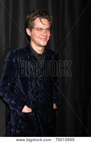 LOS ANGELES - JAN 10:  Ellar Coltrane at the 40th Annual Los Angeles Film Critics Association Awards at a Intercontinental Century City on January 10, 2015 in Century City, CA