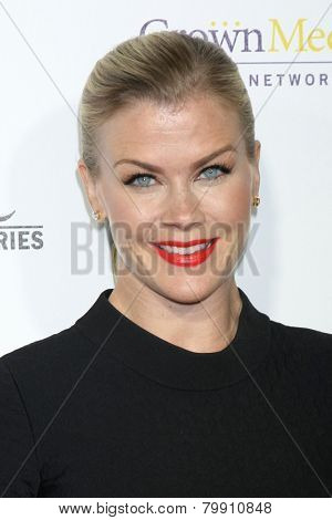LOS ANGELES - JAN 8:  Alison Sweeney at the Hallmark TCA Party at a Tournament House on January 8, 2014 in Pasadena, CA