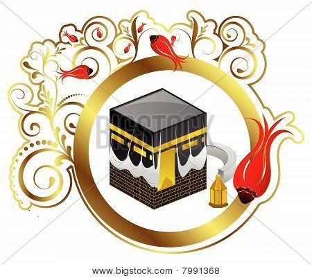 Kaaba Shrine.