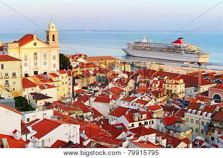 Cruise To Lisbon