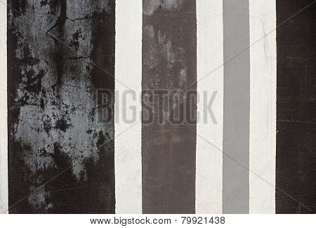 Zebra Wall Background Texture And Pattern
