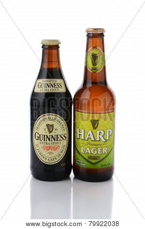 Guinness And Harp