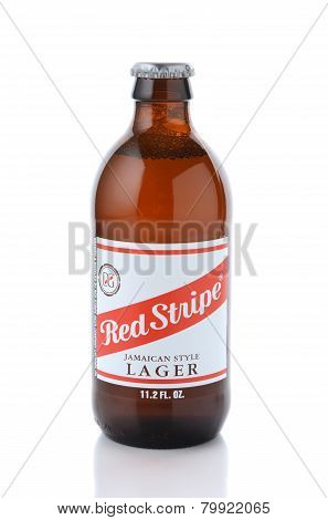 Red Stripe Jamaican Style Lager