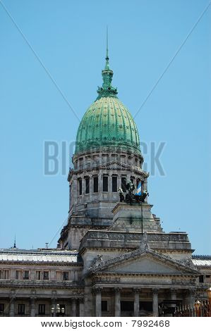 Argentinian Capitol