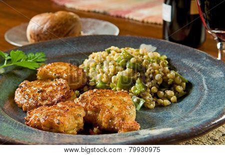 salt cod fritters - Bunuelos de Bacalao