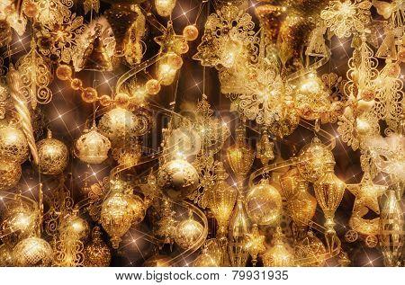 New Year Balls Ornaments