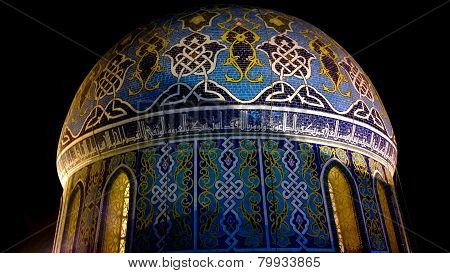 Dome Fardous Mosque