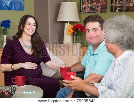 Surrogate Mom With Male Couple